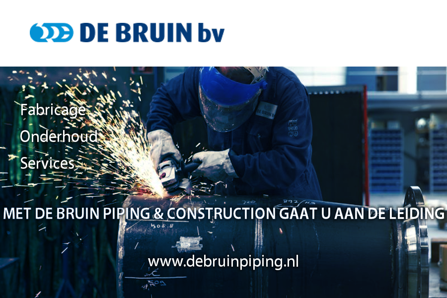 Debruin BV piping